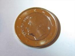 1 Euro Spanien Spain Espagne 2015 Philipe UNC From Coin Roll - Spanien