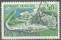 1961 0.50fr Cognac, Used - France