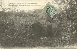 SAINT-NICOLAS DU PELEM  -- Caverne Du Rocher De Guingamp...                               -- Lancel 370 ? - Saint-Nicolas-du-Pélem