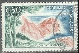 1963 0.50fr Varoise, Used - France