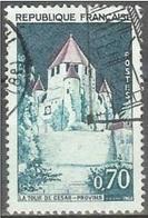 1964 0.70fr Provins, Used - France