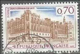 1967 0.70fr Saint-Germain-en-Laye, Used - France