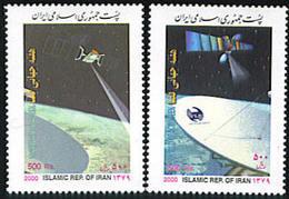 Space Day 2000 Iran - Iraq