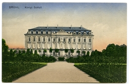 ALLEMAGNE : BRUHL - KONIGL. SCHLOSS - Brühl