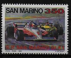 SAINT MARIN  N°  1079   * *  Automobile Formule 1 - Moto