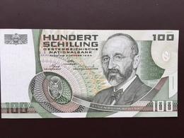 AUSTRIA P150 100 SCHILLING 2.1.1984 UNC - Autriche