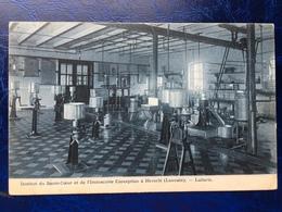 Héverlé-Institut Du Sacré-Coeur Et De L'Immaculée Conception-laiterie-1911 - Oud-Heverlee