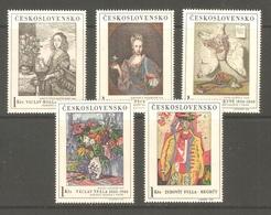 Czechoslovakia - 1966. Art I, Complete Set , MNH /651/ - Czechoslovakia