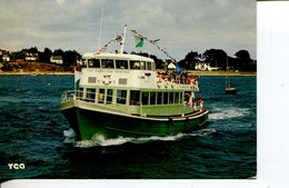 (ORL 78) France -  Vannes And Vedette Verte Ship - Piroscafi