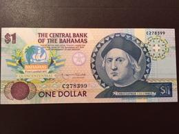 BAHAMAS P50 1 DOLLAR 1992 UNC - Bahamas