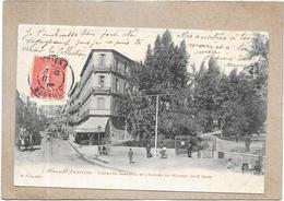 BEZIERS - 34 - L'Avenue Gambetta Et L'Entrée Du Plateau Coté Gare - DELC3 - - Beziers