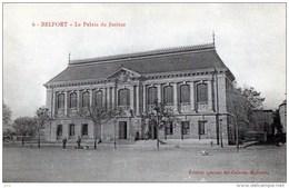 90 - BELFORT - Palais De  Justice - Belfort - Ville