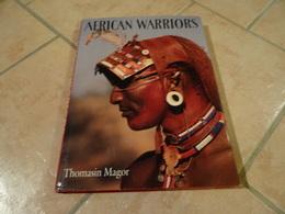 African Warriors - Thomasin Magor - Cultural