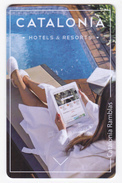 Hôtel Catalonia / Barcelone - Clé De Chambre 2017 - Hotelkarten