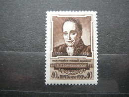 Birth Bicentenary Of V.L.Borovikovsky # Russia USSR Sowjetunion # 1957 MH # Mi. 2035 - Unused Stamps