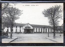 91 - CORBEIL - La Gare - Corbeil Essonnes