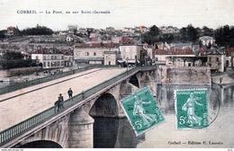 91 - Corbeil - Vue Sur St.Germain - Corbeil Essonnes