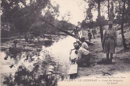 AGN-  ACHAT IMMEDIAT LE COURNEAU CAMP DES SENEGALAIS LE LAVOIR - France