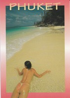 THAILANDE--PHUKET--it Is 38 Degrees Celius In The Shade--photo J. EFERINGHAM--voir 2 Scans - Thaïlande