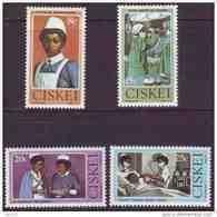 D10602 Ciskei South Africa 1982 Medical SURGERY NURSE Set MNH - Afrique Du Sud Afrika RSA Sudafrika - Ciskei