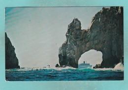 Old Post Card Of Arco De San Lucas ,Cabo San Lucas,Mexico,,S58. - Mexico