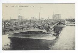 CPA Paris Le Pont Mirabeau 68 - Puentes
