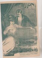 (GEO)FRISSON , Paroles G MILLANDY , Musique SINIBALDI - Scores & Partitions