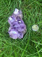 Geode D'Amethyste AB BRUT 570 Gr - Minerals