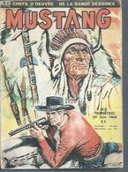 MUSTANG  N° 8   - LUG  1968 - Mustang