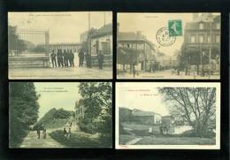 Beau Lot De 60 Cartes Postales De France  Meurthe - Et - Moselle       Mooi Lot Van 60 Postkaarten Van Frankrijk ( 54 ) - Postkaarten