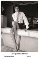 JACQUELINE BISSET - Film Star Pin Up PHOTO POSTCARD - P653-1 Swiftsure Postcard - Postales