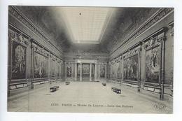 CPA Paris Paris 01 Musée Du Louvre Salle Des Rubens 1235 - Musées
