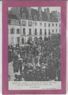71.- CHALON-SUR-SAÔNE  Funéraille Du Docteur Mauchamps  Assassiné à Marrakech Le 19 Mars Le Corbillard 1907 - Groenland