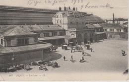 18/9/530  -  DIJON  ( 21 ). -  LA  GARE - Dijon