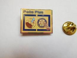Beau Pin's , Association , Rotary International , Polio Plus - Associations