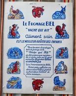 Ancien Protege Cahier D'Ecole PUBLICITAIRE  Benjamin Rabier Les Animaux  LA VACHE QUI RIT - Book Covers