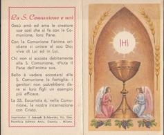 Comunione Pasquale (Cividale Del Friuli 1959) - Andachtsbilder