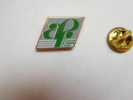 Beau Pin's , Médical , Association Des Paralysés De France , Handicap , APF - Medical