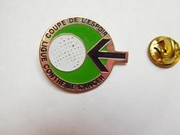 Beau Pin's , Association , Ligue Contre Le Cancer , Golf , Coupe De L'Espoir - Associations
