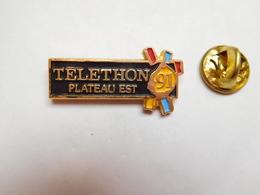 Beau Pin's , Association , Téléthon 91 Plateau Est - Associations