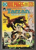 Tarzan Nr 233 - 100 Pages - (In English) DC - National Periodical Publications. Inc. - Oct-Nov 1974 - Joe Kubert - BE - DC