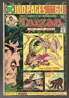 Tarzan Nr 234 - 100 Pages - (In English) DC - National Periodical Publications. Inc. - Dec-Jan 1974/75 - Joe Kubert - BE - DC