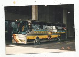 Photographie , 13 X 9 , Automobiles , Bus & Autocars - Cars