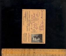 Carte Du Combattant 1933 BESSONNAT Antoine Bourbon L'Archambault  Allier 1878 - Documents