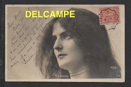 DD / SPECTACLES / ARTISTES / JEANNE DORTZAL / CIRCULÉE EN 1905 - Künstler