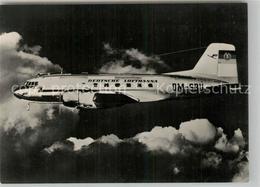 43287486 Lufthansa Mittelstreckenflugzeug IL 14 DM-SBU  Lufthansa - Flugwesen