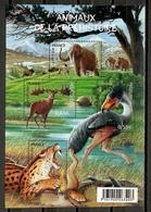 France 2008 Francia / Prehistoric Animals MNH Dinosaurios Prähistorische Tiere / Cu9434  37 - Postzegels