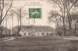 LE BOURGET LA VERRERIE - Le Bourget