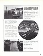 1972 - Iconographie - Trouville-sur-Mer (Calvados) - Présentation - FRANCO DE PORT - Old Paper