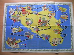 JUGOSLAVIJA.IGRA(GAME).LJUBLJANSKI DNEVNIK-SLOVENSKI POROCEVALEC.JANEZ TRPIN - Maps